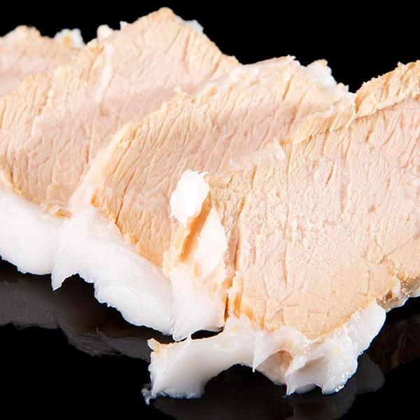 Lomo de cerdo en manteca