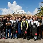 El equipo de cocina invitado en La Duquesa