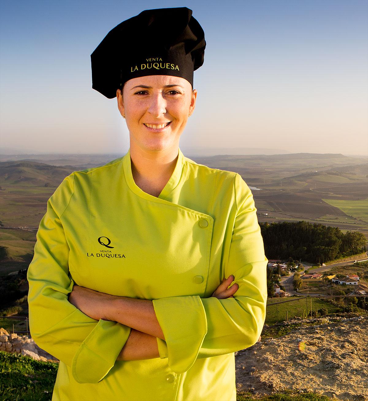 Miriam Rodríguez - Chef de La Duquesa
